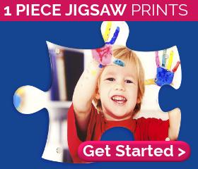 1 piece jigsaw prints from £35.56