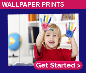 Create your Wallpaper print today